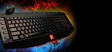Nuevo teclado gaming Challenger Ultimate de Tt eSPORTS
