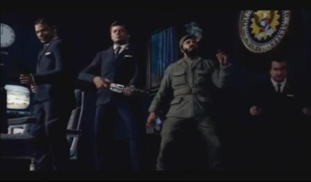 COD Black Ops modo zombie