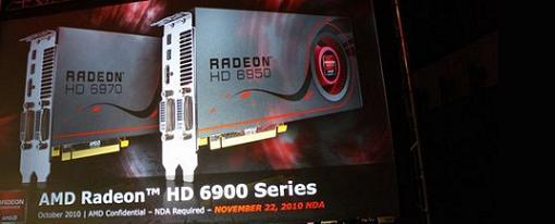 Mas informacion de las AMD Radeon HD 6950 y 6970