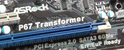 ASRock desarrolla una tarjeta madre chipset P67 con socket LGA 1156