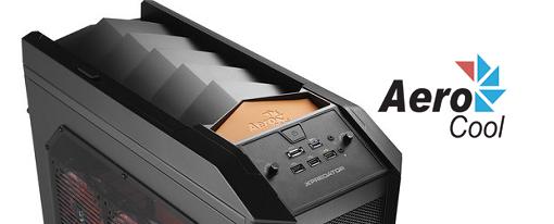 AeroCool presenta su nuevo case Full-Tower XPredator