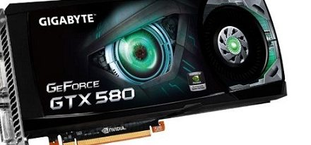 Ya disponibles las GeForce GTX 580 en Amazon y Neweeg a partir de 532$