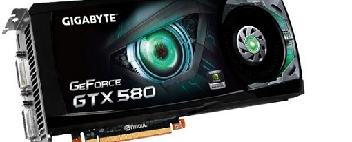 Ya disponibles las GeForce GTX 580 en Amazon y Neweeg a partir de 532$