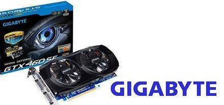 Gigabyte presenta su nueva GeForce GTX 460 SE