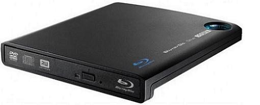 BRP-U6 de I-O Data lector/quemador externo Blu-ray