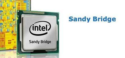 Informacion acerca de los procesadores Intel Sandy Bridge