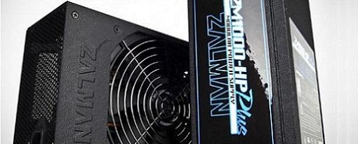 Nuevas fuentes Zalman HP Plus de 850W y 1000W