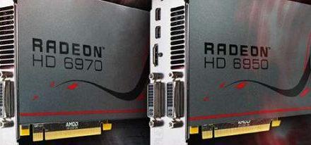 Ya las AMD Radeon HD 6950 y HD 6970 estan aqui