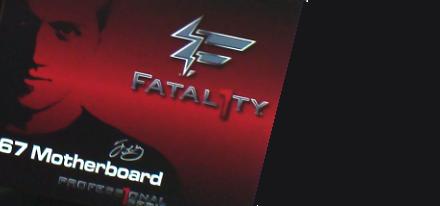 ASRock P67 Fatal1ty Professional Gaming