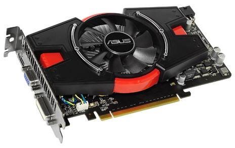 Asus GeForce GTS 450 ENGTS450/DI/1GD5