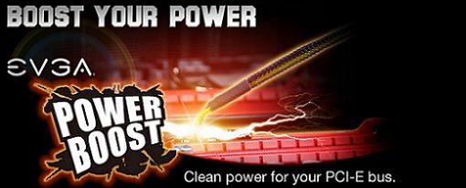 EVGA presenta su Power Boost para ofrecer más potencia al bus PCIe