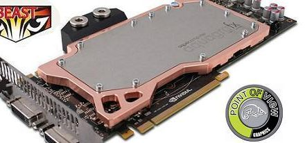 Point of View anuncia su GeForce GTX 580 'Beast'