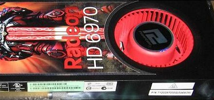 Imagenes y especificaciones de una HD 6970 de PowerColor