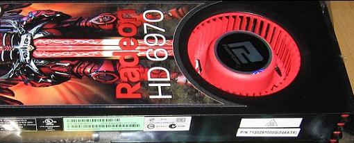 Imagenes y especificaciones de una HD 6970 de PowerColor
