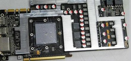 Posible Zotac GeForce GTX 580 Extreme Edition