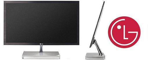 El monitor mas delgado del mundo, el E2290V de LG Electronics