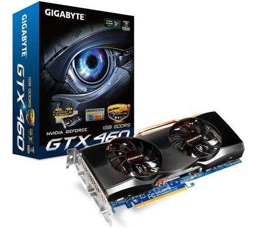 Gigabyte GeForce GTX 460 GV-N460OC-1GI rev. 2.0