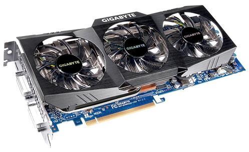 Gigabyte GeForce GTX 480 GV-N480UD-15I rev. 2.0