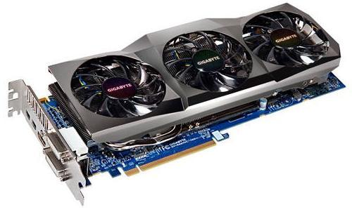 Radeon HD 6870 de Gigabyte GV-R687OC-1GD