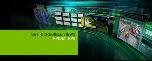 Nvidia lanza su serie Quadro NVS para soluciones empresariales