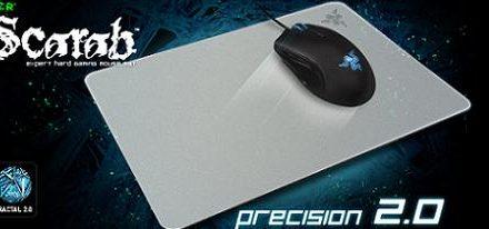 Nuevo mouse pad gaming Scarab de Razer
