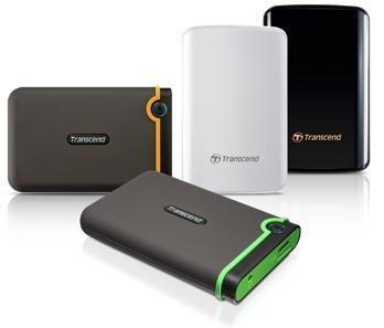 StoreJet con capacidad de 750GB de Transcend