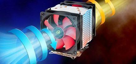 Nuevo CPU Cooler Twister 120 de Sunbeamtech