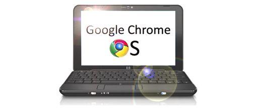 Google libera su sistema operativo Chrome OS