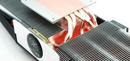 Disipador IChill VC26 para las GTX 570 y GTX 580 de Inno3D