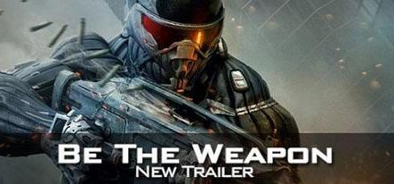 Nuevo trailer 'Be the weapon' de Crysis 2
