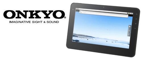 Onyko muestra su tablet TA117 con Tegra2