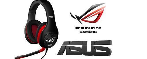 Nuevos audifonos gaming ROG Vulcano ANC de Asus
