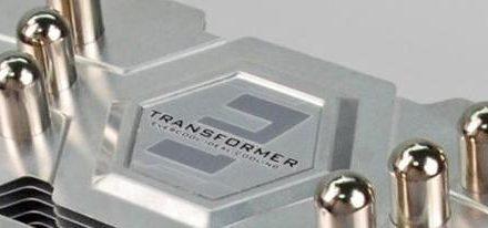 Evercool prepara su nuevo disipador Transformer 3