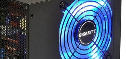 Nueva serie de fuentes de poder Sumo de Gigabyte