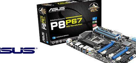 Asus deslumbra con el lanzamiento de su P8P67 WS Revolution
