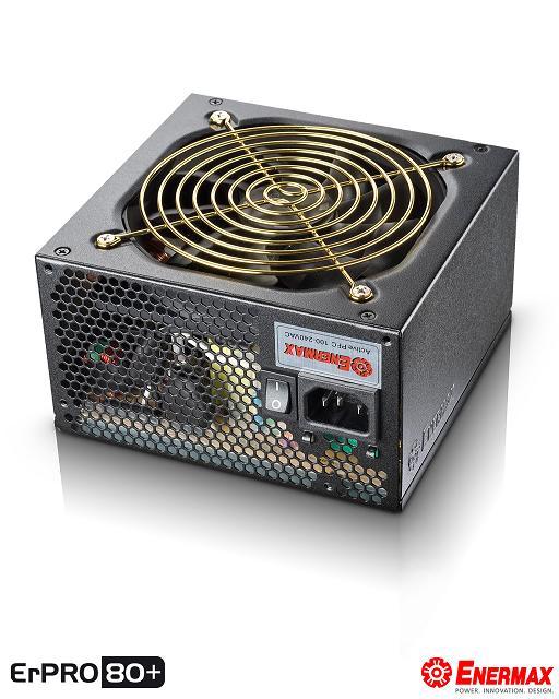 Fuentes de poder ErPRO80+ de Enermax