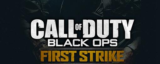 Trailer del DLC First Strike para Call of Duty: Black Ops