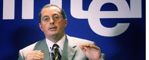 Intel anuncia record en ganancia anual y del Ultimo Cuarto.