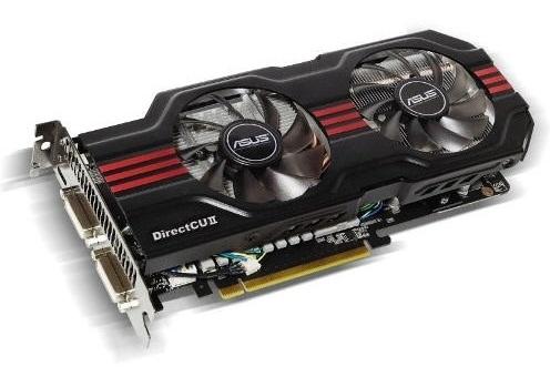 GeForce GTX 560 DirectCU II de Asus