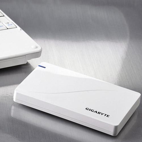 Discos duros portatiles Pure Rock de Gigabyte