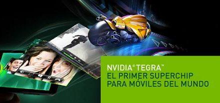 Filtrado roadmap de Nvidia Tegra