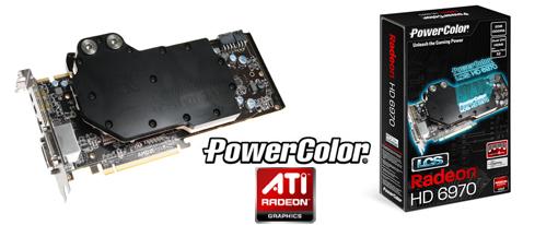 Powercolor HD6970 con Sistema Liquido de Refrigeración