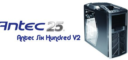 Nuevo Case Antec Six Hundred V2