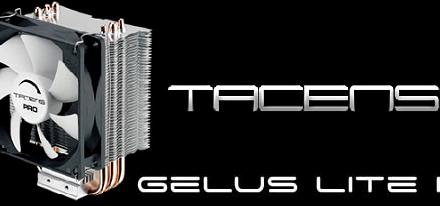 Nuevo CPU Cooler Gelus Lite III de Tacens