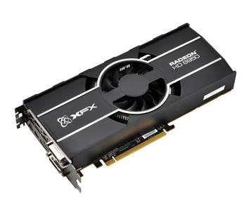 Radeon HD 6950 1gb de XFX