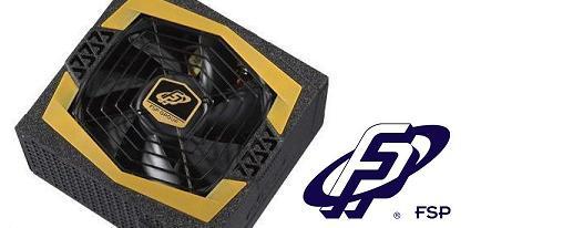 FSP anuncia su nuevas fuentes de poder Aurum