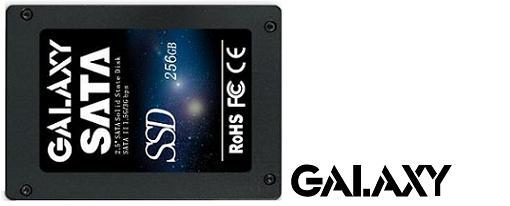 Galaxy tambien incursiona en el mercado de los SSDs