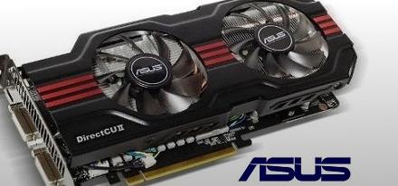 GeForce GTX 560 Ti con refrigeracion DirectCU II de Asus