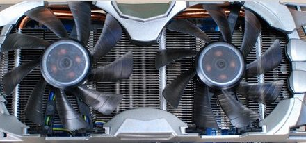 Galaxy ya tiene listas dos GTX 560 Ti con refrigeracion personalizada
