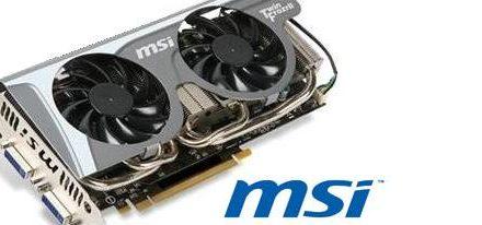 MSI GeForce GTX 560 Ti Twin Frozr II de 2GB